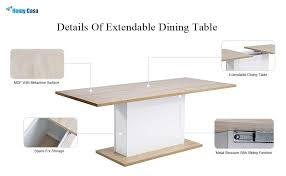 Dining Room Extendable Tables Impressive Decorating
