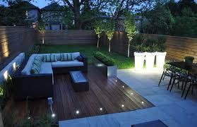 deck lighting ideas. Image Of: Floor Deck Lighting Ideas