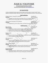 27 Resume Template For Volunteer Work Download Best Resume Templates