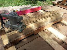 Wood Pallet Table Top Wood Patio Table Top