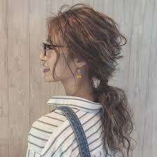 大人向け可愛い髪型を伝授簡単アレンジで子供っぽさ卒業しましょ