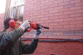 Repairing Structural Brickwork Old House Restoration Products - Exterior brick repair