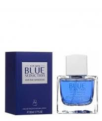 <b>Antonio Banderas Blue Seduction</b> for Men | 7Roses