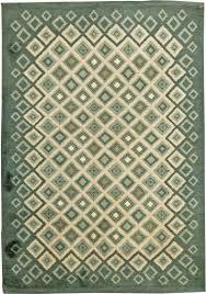 vintage french deco rug by paule leleu