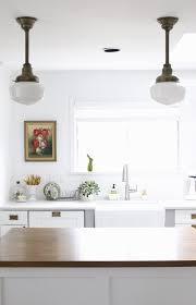school house lights schoolhouse lighting milk glass lighting kitchen renovation pendant lights vintage cottage vintage schoolhouse