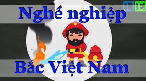 Chủ đề - Nghề nghiệp - P1//Học tiếng anh cho trẻ em// Thuyết minh giọng  miền Bắc Việt Nam - YouTube