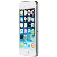Amazon Apple iPhone 5S 16GB GSM Unlocked Silver Certified