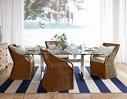 Beach Chic Dining Furniture