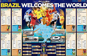 Download Our Brilliant Wallchart And Fill In Every Result