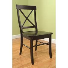 simple wooden chair. simple living easton crossback rubber wood chair wooden s