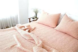 summer bedding sets best bedding sets for summer washed c blush colored waffle summer twin queen