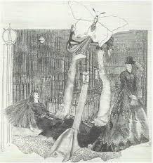 lesbian art and artists — Valentine Penrose, Dons de Féminines, 1951 2 of  57...