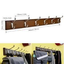 Ebay Coat Rack Metal Wall Coat Rack eBay 23