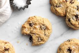 Baking With Smart Balance Light Gluten Free Almond Flour Chocolate Chip Cookies