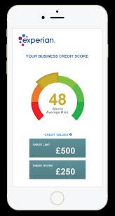 Experian Credit Chart Experian Credit Score Chart World Of Reference