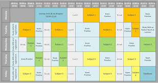 revision timetable template gcse revision timetable template gcse makemoney alex tk