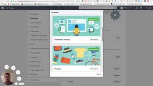 facebook page template. Simple Facebook How To Change Your Facebook Page Template And