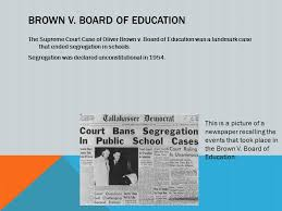 jim crow laws photo essay ppt 6 brown v board of education