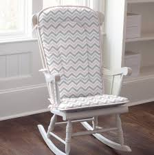 architecture cushion rocking chair nursery amazing cozy covers for editeestrela design diy top inside 8