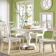 luxurious riverside placid cove 42 round dining table in honeyle white home white circle dining