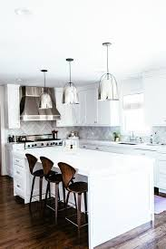 industrial kitchen lighting. dark kitchen makeover bright mydomain industrial inspired lighting i