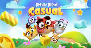 Angry Birds Casual Soft Launches on App Store
