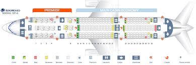 Seat Map Boeing 787 8 Dreamliner Aeromexico Best Seats In
