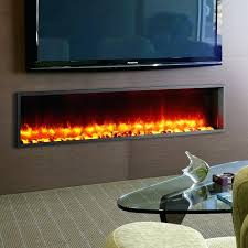stanton wall mount electric fireplace reviews contemporary hung flamelux built insert