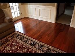 bamboo flooring vs hardwood