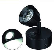 Caravan Light Switch Interior Lights Maso 12v 3led Spot Reading Light Switch Camper Van Caravan Boat Light White