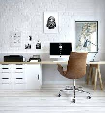 Ikea Office Astounding Desks For Home Minimalist Design Room  With . ...