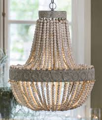 Diy Bead Chandelier Decor Gorgeous White Stained Large Beaded Chandelier With Deluxe