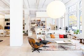 The Herman Miller Flagship Store In New York City Courtesy Of Furniture Week