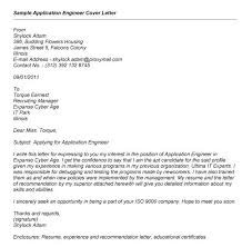 how to do a cover letter for job 14 sample of cover letter for employment application