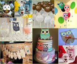 Project Center  Owl Babyshower CenterpiecesOwl Baby Shower Decor