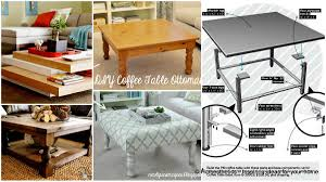 Since you can select the type of table to build, you are going to be able to save yourself the hassle, pain, and headaches of going furniture shopping. 101 Simple Free Diy Coffee Table Plans