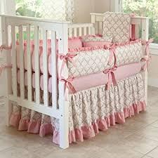 Amazon CUSTOM BOUTIQUE BABY BEDDING Madison 5 Pc Crib