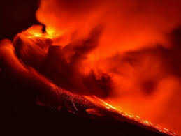 Mount etna, or etna, is an active stratovolcano on the east coast of sicily, italy, in the metropolitan city of catania, between the cities of messina and catania. Yvz6y4c1wszzrm