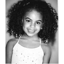 New Picture Of Beyonces Daughter Blue Ivy Exactly