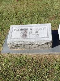 Raymond Wilson Dudley (1906-2009) - Find A Grave Memorial