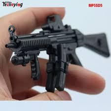 <b>1/6 Scale</b> Military 4D Gun Model Toy Set <b>Soldier accessories</b> Rifle ...