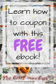 A Beginner S Guide To Couponing