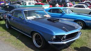 1969 Ford Mustang Mach 1 Fastback For Sale~Amazing Resto mod ...
