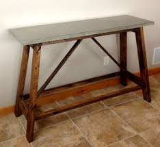 how to build a concrete table concrete furniture