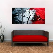 modern abstract painting wall decor landscape canvas wall art  on canvas wall art cheap with modern abstract painting wall decor landscape canvas wall art 3