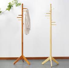 Oak Coat Rack Stand Magnificent 32 Hot Sale 32% Oak HatrackFashion Countryside Wooden Coat Rack