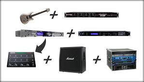guitar rack system rig example