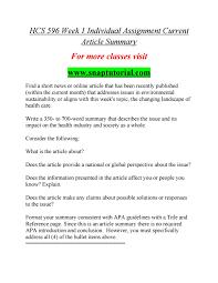 Hcs 596 Course Marvelous Learning Snaptutorialcom By Bainbrid