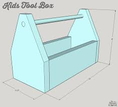 how to build a diy kids tool box via jen woodhouse