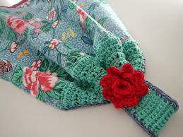 Crochet Towel Topper Pattern Simple Apple Blossom Dreams Towel Topper Pattern Published